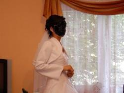 Sprzedam suknię ślubną z salonu Hermago