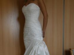 Sprzedam suknię ślubną z salonu Madonna