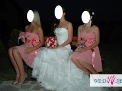 Sprzedam suknie ślubną z salonu Madonna HERMS LISSIMI