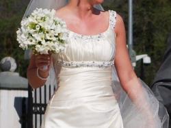 Sprzedam suknię ślubną z salonu Madonna, rozm.36