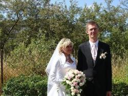 Sprzedam suknię ślubną z trenem - Tarnowo Podgórne