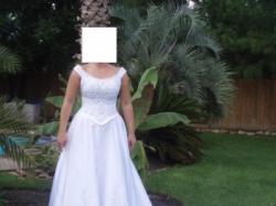Sprzedam suknie slubna z USA-nieuzywana