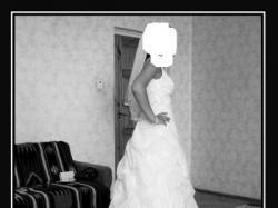 Sprzedam suknie ślubną zakupiona w stanach Zjednoczonych