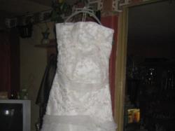 sprzedam suknie ślubnąm