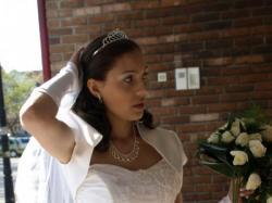Sprzedam suknię ślubnąwraz z dodatkami +kamizelka,musznik dla młodego