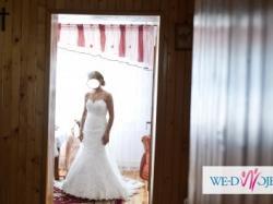 sprzedam suknię sślubną