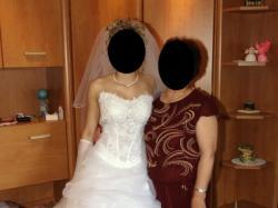 Sprzedam suknię tiulową!