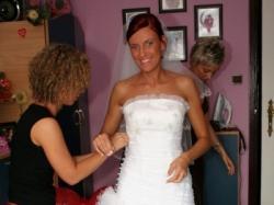 Sprzedam suknię U. MATEJA model 624