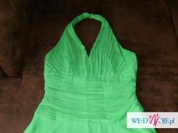 Sprzedam Suknie W Kolorze Soczystej Zieleni