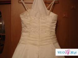 Sprzedam suknię wzorowaną  na projekcie PROMESSE z salonu KARINA