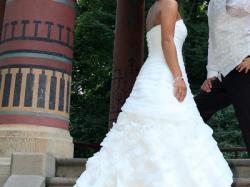 Sprzedam suknię z kolekcji włoskiej marki Elianna Moore