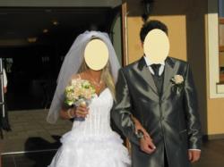 Sprzedam surdut ślubny