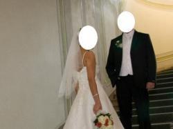 Sprzedam tanio firmową suknię ślubną!