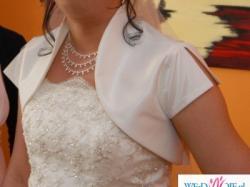 Sprzedam TANIO piękna suknie Aspera z kolekcji 2009