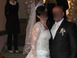 Sprzedam tanio suknię ślubną Emmi Marriage