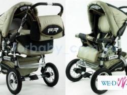 sprzedam tanio wózek tako fast rider +fotelik gratis do wózka