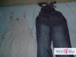 sprzedam ubrania ciążowe