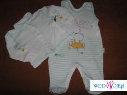 Sprzedam ubranka dla niemowlaczka  firmowe w idealnym stanie!