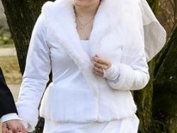 Sprzedam uczciwie Piękną Suknię Ślubną