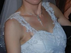 Sprzedam używaną suknię ślubną