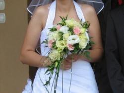 Sprzedam używaną Suknie Ślubną