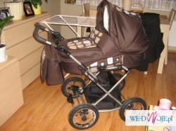 Sprzedam wielofunkcyjny wózek Jedo Bartatina wraz ze wszystkimi dodatkami
