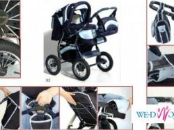 Sprzedam wielofunkcyjny wózek TAKO KIDDY jak nowy