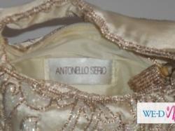 """Sprzedam włoską torebkę """"Antonello Serio"""""""
