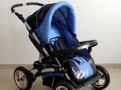 Sprzedam wózek 3-funkcyjny V- Scout głęboko spacerowy z fotelikiem samochodowym