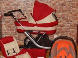 Sprzedam Wózek Alu Vedi Jedo 3w1 stan bardzo dobry