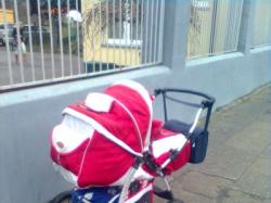 Sprzedam wózek BABYACTIVE BREAKER