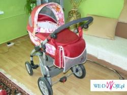 Sprzedam wózek Bolder 4 Implast 3w1