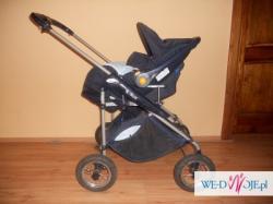 Sprzedam wózek Deltim Focus 3w1