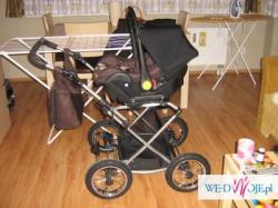 Sprzedam wózek dziecięcy Bartatina kompletny!