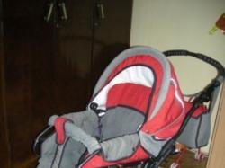 Sprzedam wózek dzieciecy głęboko spacerowy el-jot carmen
