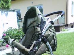 sprzedam wózek dziecięcy spacerówkę
