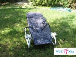 Sprzedam wózek dziecięcy Teutonia Mistral 2004 (w cenie przenośny leżaczek !!)