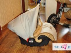 Sprzedam wózek dziecięcy-trzyfunkcyjny