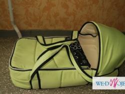 SPRZEDAM WÓZEK + fotelik + dodatki