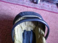 Sprzedam wózek. głęboki +spacerówka+ fotelik(nosidło)+ torba kuferek