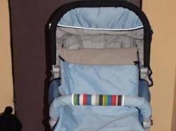 Sprzedam wózek głeboko-spacerowy, mało używany w stanie bardzo dobrym!
