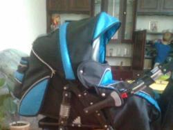 sprzedam wózek głęboko spacerowy nowy