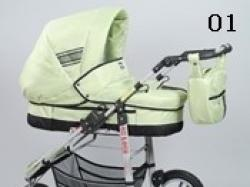 Sprzedam wózek głeboko- spacerowy OXFORD Four-Three + Torba