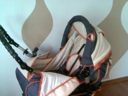 sprzedam wózek głębokospacerowy  baby lux firmy adbor