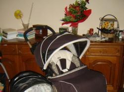 Sprzedam wózek GRACO QUATTRO TRAVEL SYSTEM + fotelik + baza