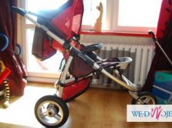 Sprzedam wózek quinny speedi, gondola i spacerówka