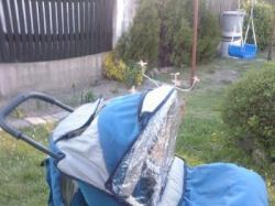 Sprzedam wózek spacerowy... :)