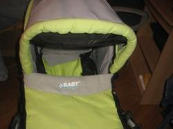 SPRZEDAM WÓZEK WIELKOFUNKCYJNY baby design