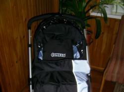 Sprzedam wózek wielofunkcyjny Coneco V3 Mustang  (głęboki+ spacerówka)