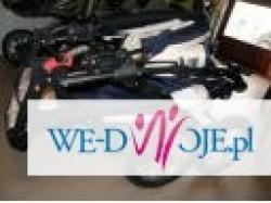 Sprzedam wózek wielofunkcyjny KAPS3 explorer STAN BDB+